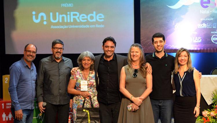 Aluno do Cefor conquista o segundo lugar no prêmio UniRede em Natal