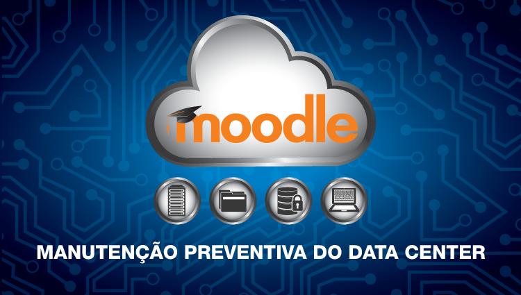 CGTI divulga datas de manutenção do Data Center/Moodle